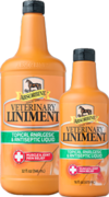 Absorbine Veterinary Liniment Liquid Embrocation 946 ml