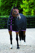 Cooler kaulakappaleella Horseware Amigo Jersey All In One (ACRK64)